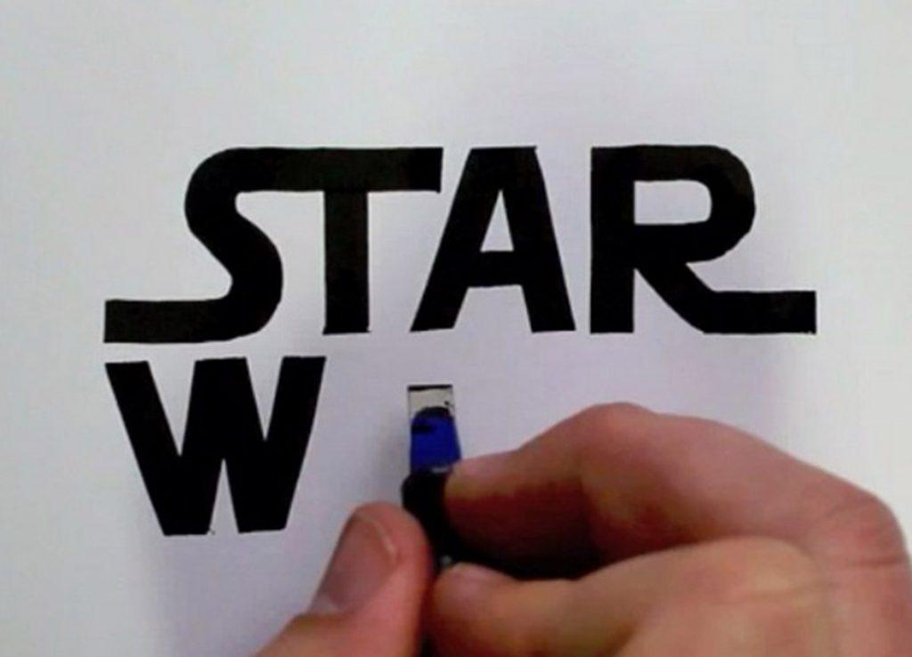 Quand vectorisation rime avec calligraphie