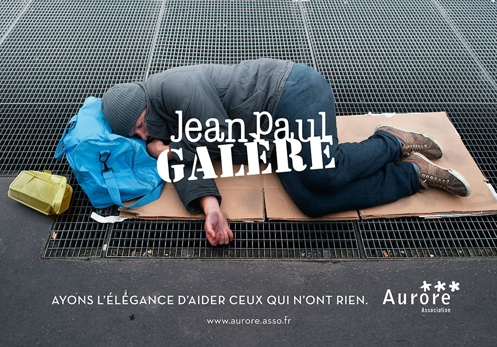 Une campagne marketing originale… digne de grands couturiers !