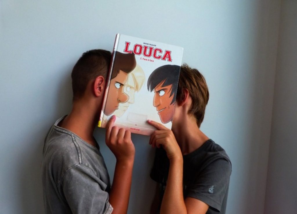 Best of des meilleurs «bookface» du web